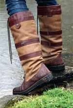 Dubarry Boots - seriously, if you love me, I would love these....