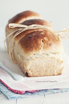 Don't wish to live without bread.. Pan de molde casero. | Cocinando con mi carmela.