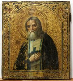 Saint Seraphim of Sarov, Russia + + + Κύριε Ἰησοῦ Χριστέ, Υἱὲ τοῦ Θεοῦ, ἐλέησόν με τὸν + + + The Eastern Orthodox Facebook: https://www.facebook.com/TheEasternOrthodox Pinterest The Eastern Orthodox: http://www.pinterest.com/easternorthodox/ Pinterest The Eastern Orthodox Saints: http://www.pinterest.com/easternorthodo2/