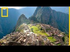 machu picchu peru - YouTube National Geographic, Machu Picchu Mountain, South America, Peru, City Photo, How To Find Out, Holiday