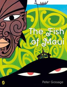 The Fish of Maui is an example of a New Zealand myth story books for kids. It is a bout Maui's jealous brothers don't want him to come fishing with them. Maui is cleverer than they are, however, and not only does he trick them, but he catches the best fish of all.  Gossage, P. (2011). The Fish of Maui. New Zealand: Penguin Group (NZ).