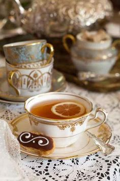 Tea ~ Paris
