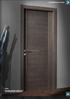 Interior Door Styles, Door Design Interior, Interior Design Living Room, Bedroom Door Design, House Gate Design, Flush Door Design, Wooden Main Door Design, Contemporary Front Doors, Flush Doors