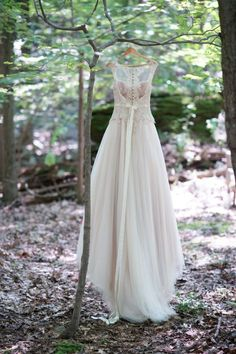Whimsical forest wedding inspiration. #SWPhotography