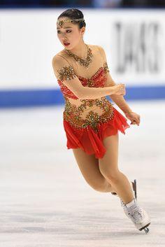 Wakaba Higuchi Photos Photos - Japan Figure Skating Championships 2016 - Day 3 - Zimbio