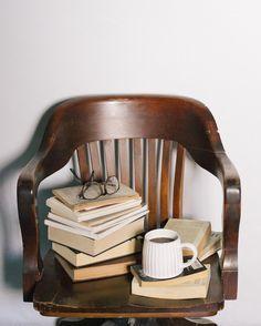 Reading & coffee