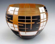 Urban Series | Glass Art | by Nick Leonoff