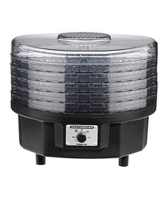 This Food Dehydrator by Waring is perfect! #zulilyfinds