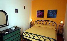 Ferienhaus: Villa Erasmo - Weiteres Doppelschlafzimmer in der Villa. - www.cilento-ferien.de