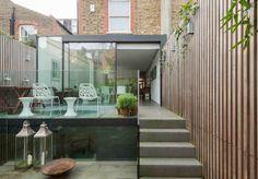 Bradbourne Street, London, designed by architects Eldridge Smerin, marketed by The Modern House.