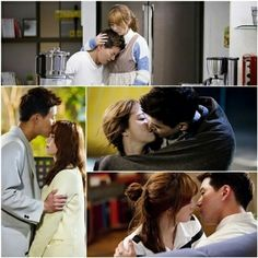 Lee Sang Yoon and Ku Hye-sun in Angel Eyes drama. Love them as a pair in the drama. <3