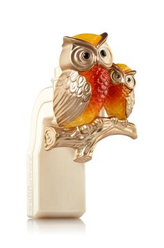 Pair Of Owls Wallflowers Fragrance Plug - Home Fragrance 1037181 - Bath & Body Works