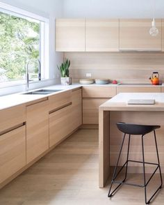 Would love to use wood like this in kitchen, hall, and bathrooms...