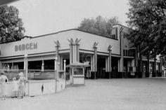 Glen Echo Dodgem Bumper Car Ride Pavilion 4x6 Reprint Of Old Photo