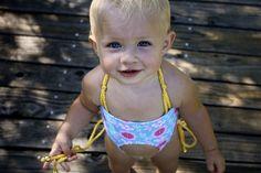 Kimi & Li Kids and Baby Bikinis www.kimiandlibikini.com