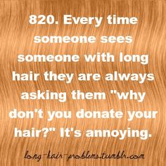 Long hair problems< BECAUSE IVE WORKED ON IT FOR LIKE TWO YEARS.