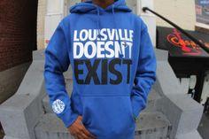 Louisville Doesn't Exist