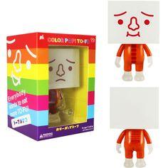 To-Fu Oyako 4 Inch Orange Pop Figure