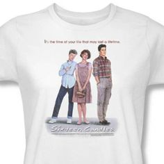 SIXTEEN-CANDLES-womens-t-shirt-cotton-graphic-tee-retro-80s-UNI345