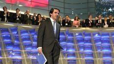 Aznar menguante