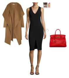 """""""When you want to mix business and pleasure ..."""" by stylev ❤ liked on Polyvore featuring Likely, Cartier, Charlotte Tilbury, Barbara Casasola and Hermès"""