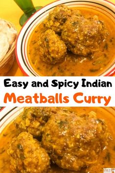 An amazingly easy to make healthy Indian Meatballs dipped in fragrant fennel seeds flavoured sauce. Ready in 30 minutes with limited ingredients this meatballs curry goes great with plain boiled rice or bread! #indianmeatballs #spicymeatballscurry #easyindianrecipe