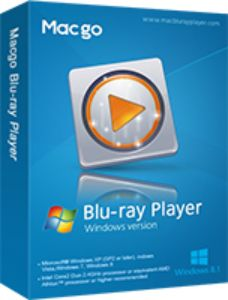 33% Off Coupon on Macgo Windows Blu-ray Player – Play Any Blu-ray Disc/Folder & 4K/1080p HD Video on Your Windows PC