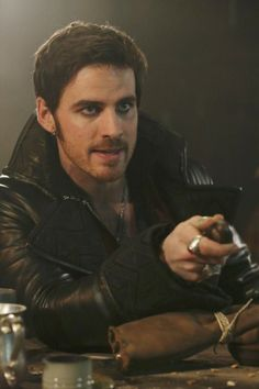 Once upon a time - Captain Hook - Colin O'donoghue - Killian Jones - OUAT Killian Jones, Killian Hook, Colin O'donoghue, Captain Hook Ouat, Captain Swan, Captian Hook, Best Tv Shows, Best Shows Ever, Once Upon A Time