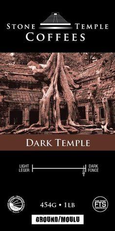 Dark Temple 16 oz