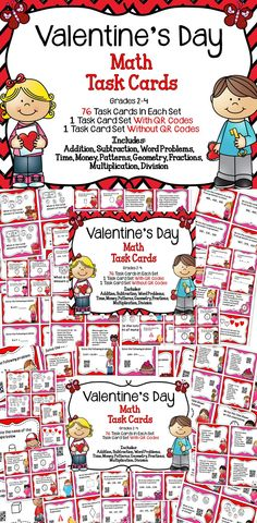 valentine's day math quotes