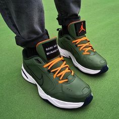 The 50 Best Nike Air Monarch Customs Nike Air Monarch, Dad Shoes, South Beach, Gentleman, Tommy Hilfiger, Footwear, Sneakers Nike, Stylish, Fashion