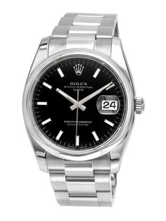 Estate Watches Rolex Oyster Perpetual Date Watch
