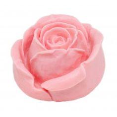 Molde para #hacerjabon, Rose. Apto para hacer jabón de glicerina, muy elegante, perfecto para #hacerdetalles, hazlo tu mism@.