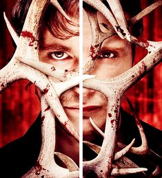 Hannibal season 2. The antlers are back!