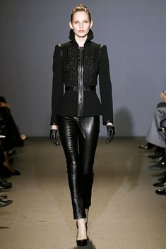 Andrew Gn Fall 2011 Ready-to-Wear Collection Photos - Vogue
