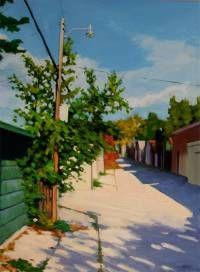 Galley alley, Brian Harvey, 2009