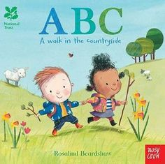 The National Trust: ABC: A Walk in the Countryside: Book 1