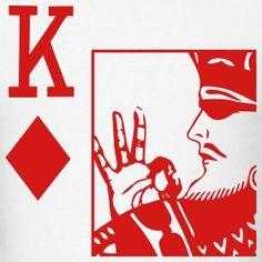 King of Diamonds Kappa Alpha Psi Kappa Alpha Psi Fraternity, Greek Paraphernalia, Black Fraternities, Greeks, Custom Shirts, Diamonds, Customised T Shirts, Personalized Shirts, Diamond