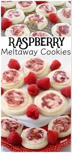 Cookie Desserts, Just Desserts, Dessert Recipes, Gourmet Desserts, Desserts With Raspberries, Xmas Desserts, Cheesecake Strawberries, Party Desserts, Drink Recipes