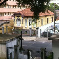 Casarōes em São Paulo...