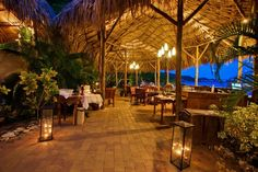 love Love LOVE the Lodge Kura Hulanda in Curacao!