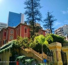 #GoodMorning #Beirut #Architecture #LiveLoveBeirut #LiveLoveLebanon #Lebanon