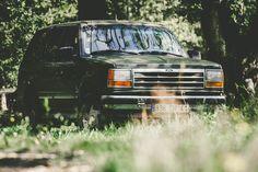 Ford Explorer in the wood (www.phautographe.fr)