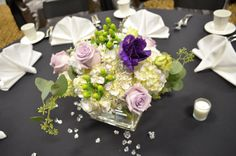 Purples-Winter Soire Wedding by Designed Sealed and Delivered