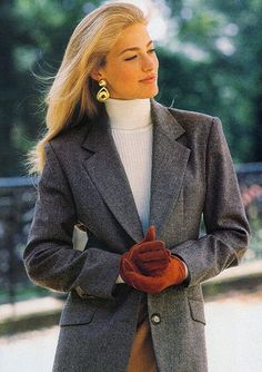 90s Fashion, Retro Fashion, Autumn Fashion, Vintage Fashion, Fashion Outfits, Fashion Clothes, Fashion Women, Looks Chic, Looks Style