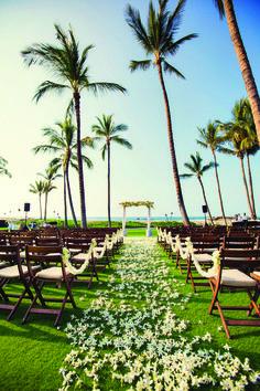 Best Wedding Destinations of 2015 | Best Destination Wedding Locations | Where to Get Married | Best Wedding Venues | Hawaii
