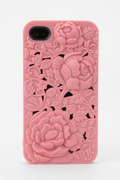 I wish they had this for my iphone 5 Flower Blossom iPhone 4/4s Case  #UrbanOutfitters