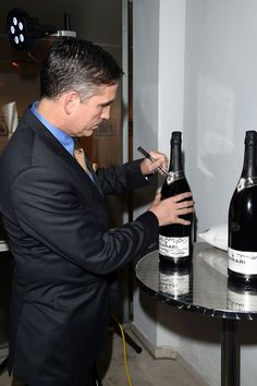 Dandan — Jim Caviezel attend Cocktail Party Celebrating 1th...