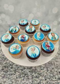 Glitter 70 Cupcake Toppers//Picks-Fête D/'Anniversaire-Pack de 12-10 couleurs