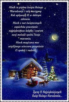 Życzy Marek z rodzinką Christmas Writing, Christmas Eve Box, Vintage Christmas Cards, Christmas Wishes, Christmas Greetings, All Things Christmas, Merry Christmas, Christmas Card Messages, Good Sentences
